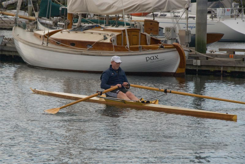 News about Pocock Classic Cedar Single Racing and Wooden Shells
